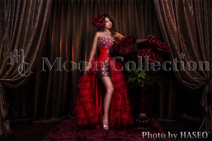 キャバクラドレスは、名古屋、錦のムーンコレクション